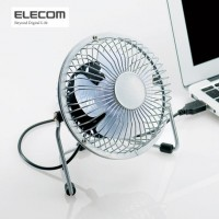 エレコム・USB扇風機①